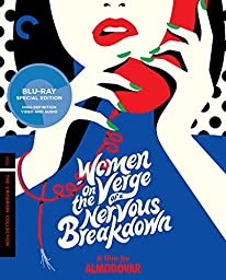 Women on the Verge of a Nervous Breakdown (The Criterion Collection) [Blu-ray]