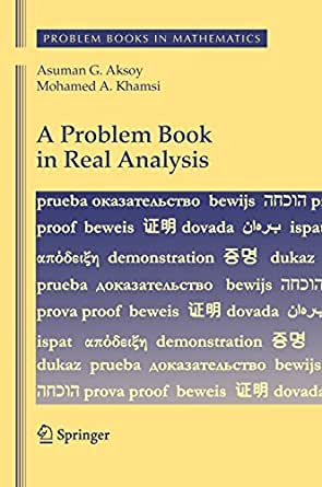 Problem Books in Mathematics