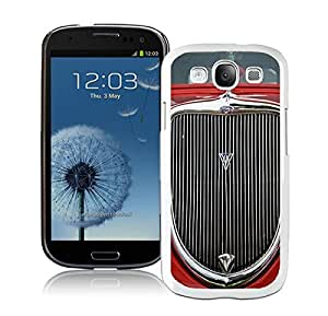 Beautiful Designed Case With 1934 Ford Victoria Grill White For Samsung Galaxy S3 I9300 Phone Case