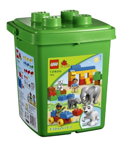 LEGO (LEGO) bucket 7614 (new version) of Duplo production increase