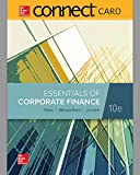 img - for Connect 1-Semester Access Card for Essentials Corporate Finance book / textbook / text book
