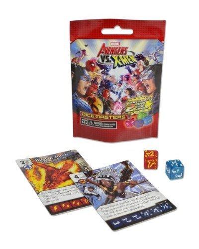 marvel battle dice - 9