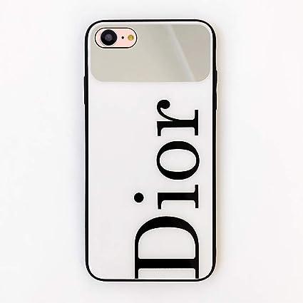 huge discount 58670 c9e82 Amazon.com: pmxlfo Dior Phone Case iPhone 8 Plus/iPhone 7 Plus 5.5 ...