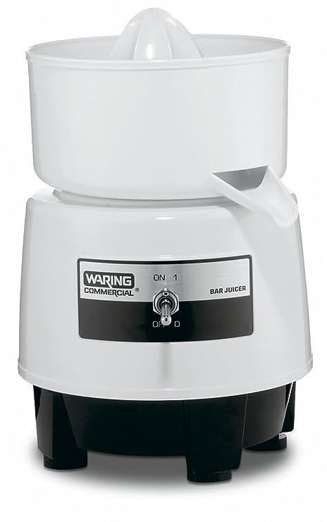 Amazon.com: Waring Comercial bj120 C Bar Exprimidor de ...