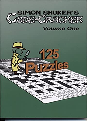 Book Simon Shuker's Code-Cracker - Volume One