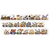 Melissa & Doug Number Train Floor 21 Piece Jigsaw Puzzle