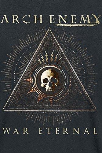 Arch Enemy War Eternal - This Is Fucking War T-Shirt schwarz M