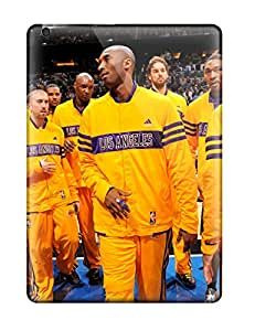 los angeles lakers nba basketball (57) NBA Sports & Colleges colorful iPad Air cases