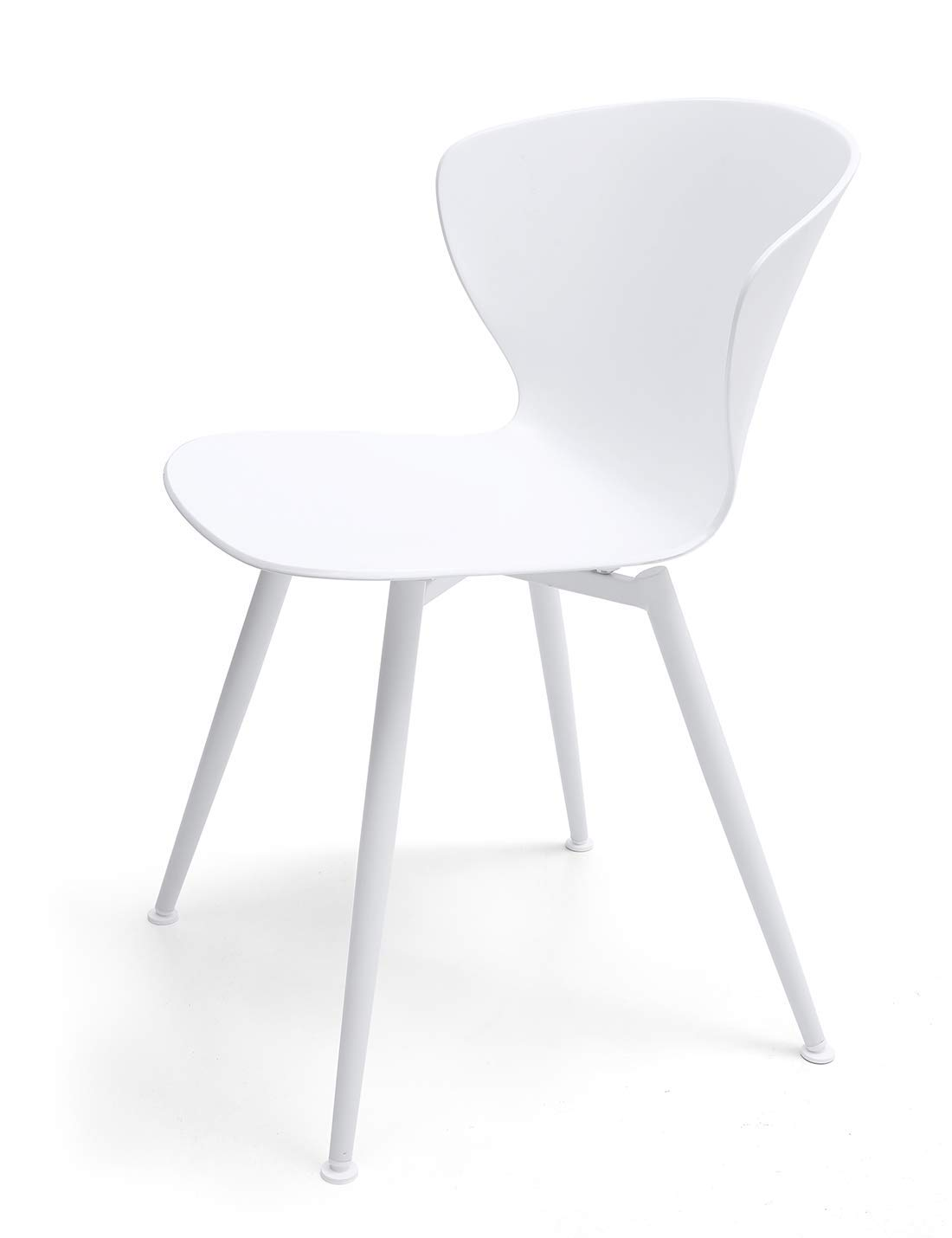 Suhu Lot De 2 Chaises Salle A Manger Design Chaise Empilable Bistrot