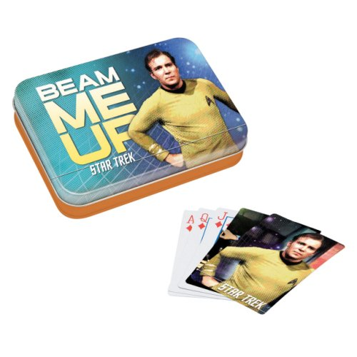 Star Trek Beam Me Up Playing Card Set ()