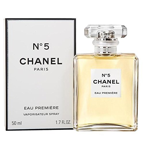 C h a n e l No. 5 Eau Premiere Vaporisateur Spray 1.7 Fl Oz New In Box