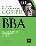 The Perfect Study Resource for - GGSIPU BBA Common Entrance Test 2017