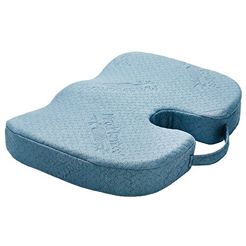 Miracle Bamboo Seat Cushion Orthopedic Design ()
