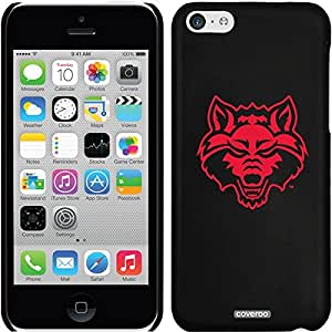 fashion case iphone 6 plus Black Thinshield Snap-On Case with Arkansas State Wolf Design