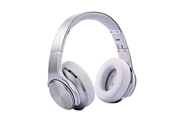 Weida plegable auriculares inalámbricos estéreo altavoz externo función de llamadas inalámbricas con FM tarjeta: Amazon.es: Instrumentos musicales