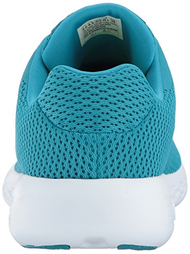 Go Shoe 600 Walking 15061 Turquoise Skechers Run Women's Yqxw45