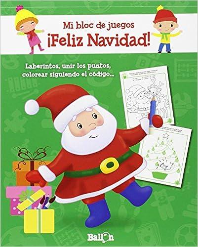 Google Libros De Descargas Gratis Mi Bloc De Juegos Feliz Navidad