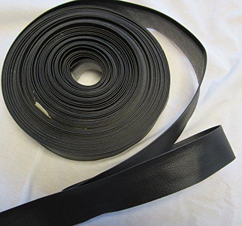 Auto Carpet Bias Binding 1.25 Carpet Trim. Crafts Edge Binding Black 10 Yards by Lotus ()