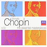 Classical Music : Ultimate Chopin [5 CD Box Set]