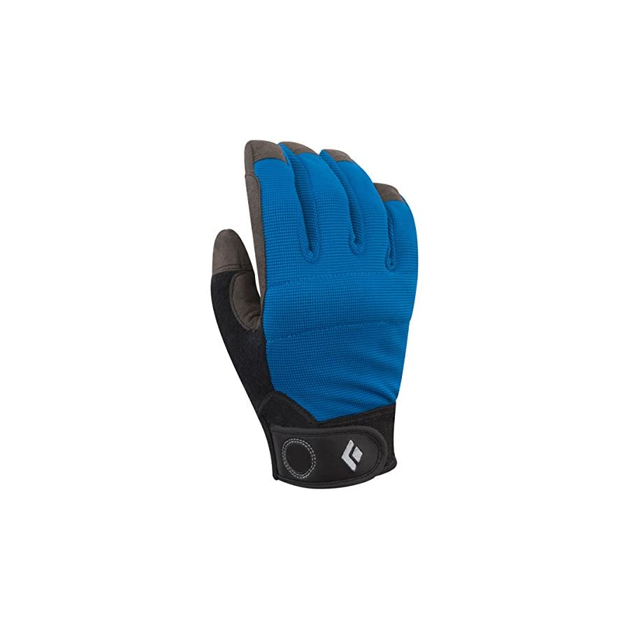 Black Diamond Crag Gloves Cobalt XL