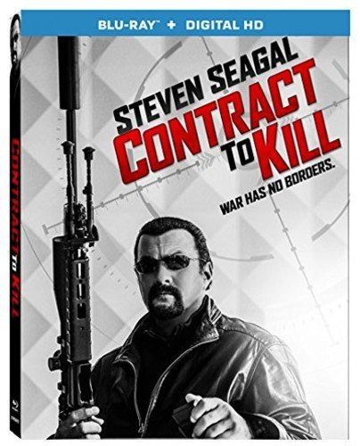 Blu-ray : Contract to Kill (Blu-ray)
