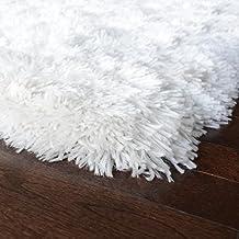 iCustomRug Cozy & Soft Faux Sheepskin Fur Shag Area Rug