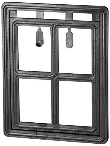 New York Wire PET Screen Door 12  x 16  Black, FCS6600-A