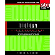 Biology: A Self-Teaching Guide (Wiley Self-Teaching Guides Book 192)