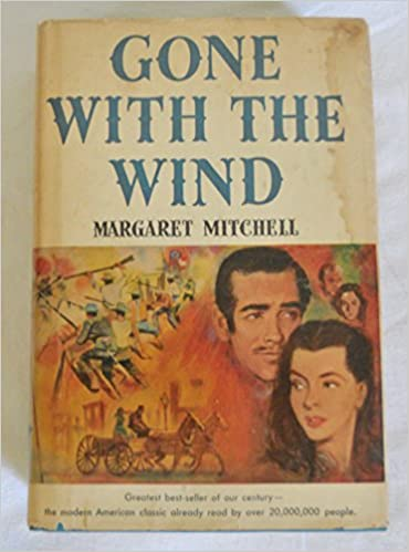 gone with the wind 1964 book club edition