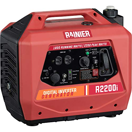 Rainier R2200i Super Quiet