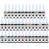 Tatooine 40 Colors Tattoo Ink Set Pigment Kit
