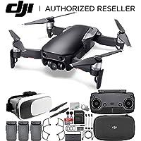 DJI Mavic Air Drone Quadcopter (Onyx Black) Virtual Reality Experience Ultimate Bundle