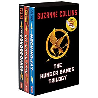 The Hunger Games Trilogy: The Hunger Games / Catching Fire / Mockingjay