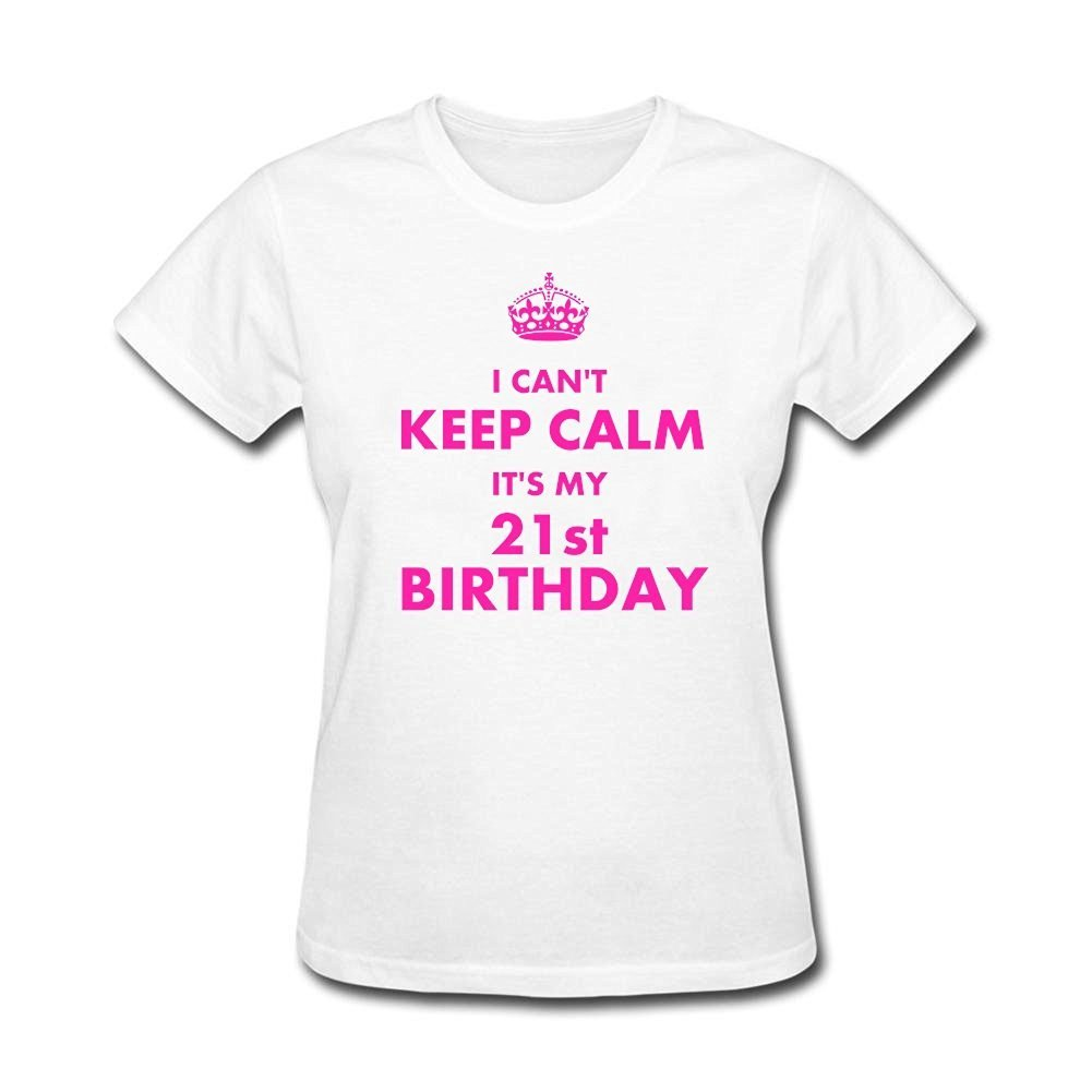 Keep Calm Birthday T Shirts