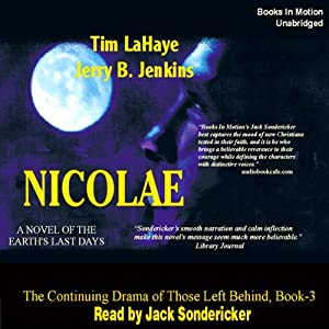 Nicolae Audiobook
