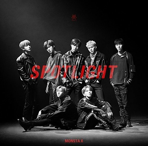 CD : Monsta X - Spotlight (Japan - Import)