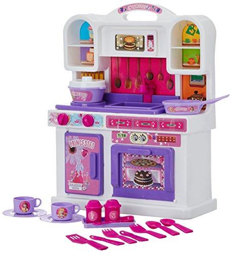 Toyzone Disney Princess Kitchen Set/Play Set For Girls (44703)