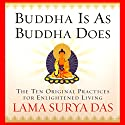 Buddha is as Buddha Does: The 10 Original Practices for Enlightened Living Speech by Lama Surya Das
