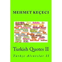 Turkish Quotes / Türkçe Alintilar