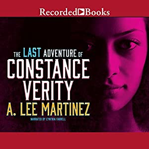 The Last Adventure of Constance Verity Hörbuch
