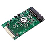 "HiLetgo MSATA to CE ZIF PCI-E 1.8"" SSD to 40 Pin"