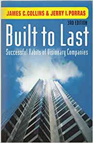 Built to Last: Successful Habits of Visionary Companies by Jim Collins - PDF free download eBook