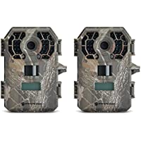 Stealth Cam 10MP HD IR Game Trail Camera, 2 Pack | G42NG (Certified Refurbished)