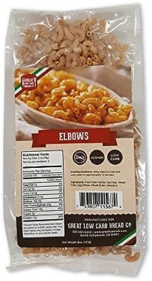 Is corn pasta low carb