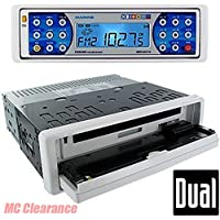 Car CD Player Marine 180 Watt Am/fm CD Player with Detachable Flip-down Face CDM-180 (Refurbished)