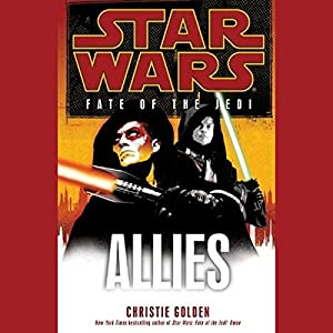 Star Wars: Fate of the Jedi: Allies Audiobook