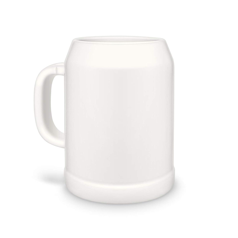Tassendruck Tassendruck Tassendruck Bastel-Tassen ohne Druck zum Bemalen aus Hochwertiger Keramik Einzeln oder im Set Mug Cup Becher Pott - 36er Set Weiss B07G89L85T Bierkrüge ec9edb