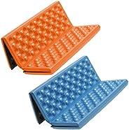 Folding Seat Cuchion - WENTS 2pcs Foam Folding Cushion, Easy to Carry, Easy to Fold, Ultra-Light Waterproof an