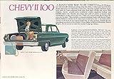 1963 Chevrolet Chevy II Nova Brochure Export