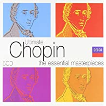 Ultimate Chopin - the essential masterpieces